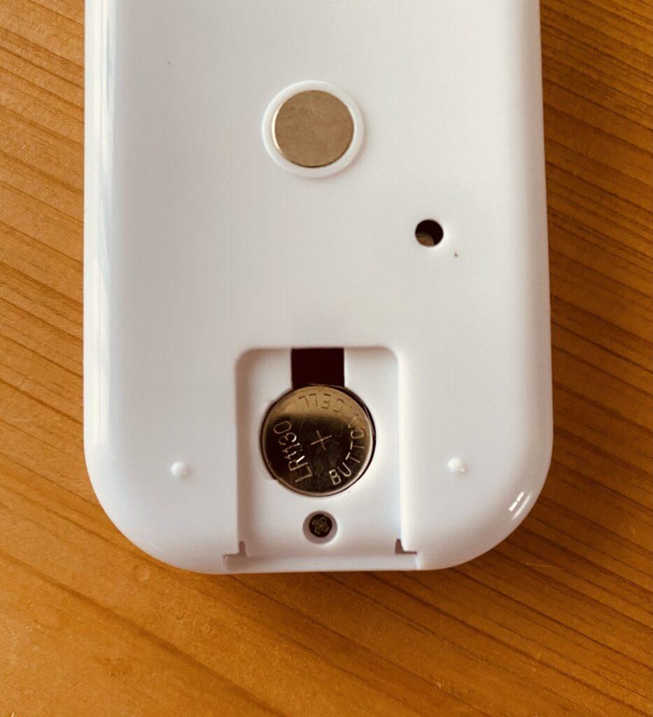 100円キッチンタイマー電池