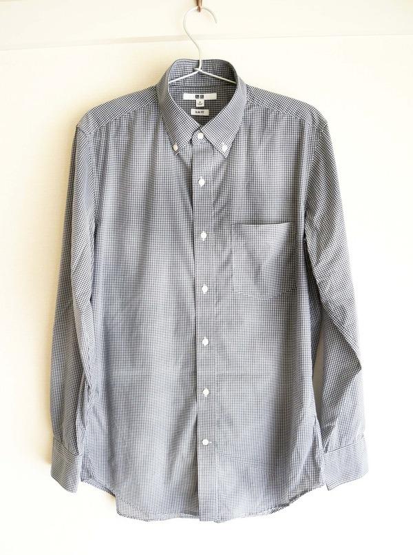 ニトリ シワになりにくいYシャツ用洗濯ネット結果1